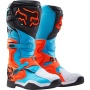 Мотоботы Fox Comp 8 Boot Aqua