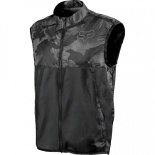 Велокуртка Fox Dawn Patrol Vest Black Camo M (10341-247-M)