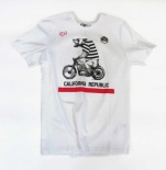 Футболка Fox Bear Republic SS Tee Optic White