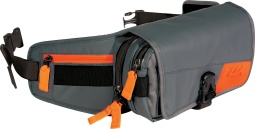 Сумка на пояс Fox Deluxe Toolpack Grey/Orange