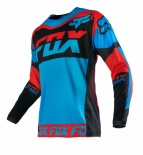 Мотоджерси Fox 180 Mako Jersey Blue/Red L