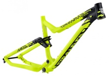 Рама Commencal VIP META AM Plus (RS MONARCH +) M YELLOW BLACK
