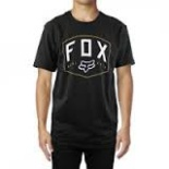 Футболка Fox Loop Out SS Tee Electric Black