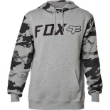 Толстовка Fox Diskors Pullover Fleece Heather Graphite