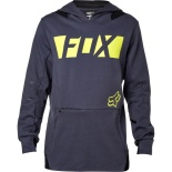 Толстовка Fox Flexair Libra Pullover Fleece Pewter