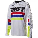 Мотоджерси Shift Recon Phoenix Jersey White