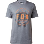 Футболка Fox Claw SS Tee Heather Graphite