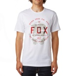 Футболка Fox Claw SS Tee Optic White