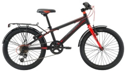 Велосипед Merida Dino J20  One Size 2019  MattBlack/Red