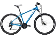"Велосипед Merida Big.Seven 10-MD 27.5"" Blue/SilverDecal (2020)"