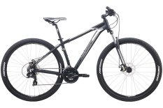 "Велосипед Merida Big.Nine 10-MD 29"" Black/SilverDecal (2020)"