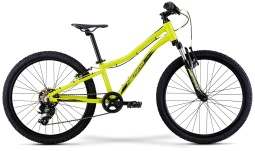 Велосипед Merida 2021 MATTS J.24 ECO YELLOW(BLACK)