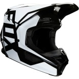 Мотошлем Fox V1 Prix Helmet Black XL 61-62cm (25471-001-XL)