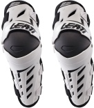 Наколенники Leatt Dual Axis Knee & Shin Guard White/Black
