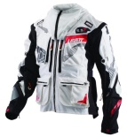 Мотокуртка Leatt GPX 5.5 Enduro Jacket White/Black L (5017810342)