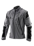 Мотокуртка Leatt GPX 4.5 Lite Jacket Steel