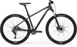 Велосипед Merida 2021 BIG.NINE 300 Anthracite (Black)