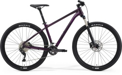 Велосипед Merida 2021 BIG.NINE 300 Dark Purple (Black)