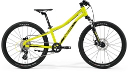 Велосипед Merida 2021 MATTS J.24 YELLOW(BLACK)