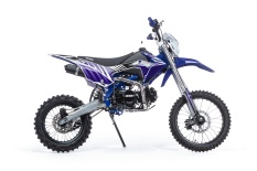 Питбайк BSE MX 125 17/14 Racing Blue 3