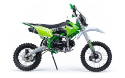 Питбайк BSE MX 125 17/14 Racing Green 3