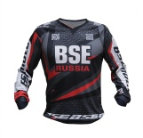 Мотоджерси BSE Russia Team 2019 Red Edition