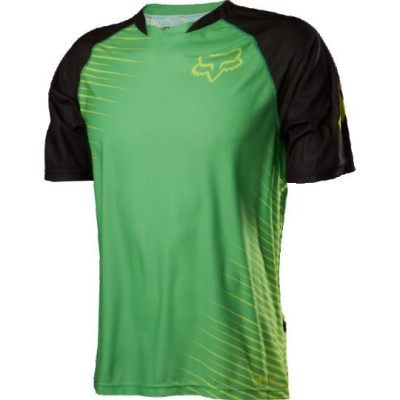 Велоджерси Fox Flow SS Jersey Green