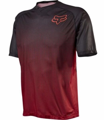 Велоджерси Fox Flow SS Jersey Red