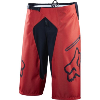 Велошорты Fox Demo DH Short Red