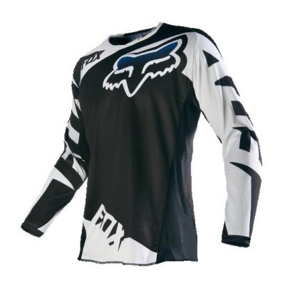 Мотоджерси Fox 180 Race Jersey Black L