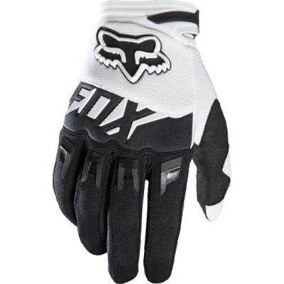 Мотоперчатки Fox Dirtpaw Race Glove White
