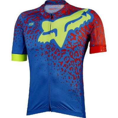 Веломайка Fox Ascent Comp SS Jersey Blue