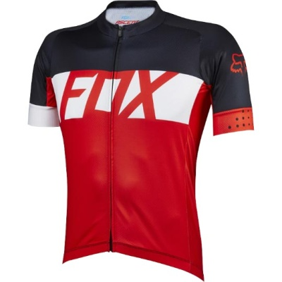 Веломайка Fox Ascent SS Jersey Red