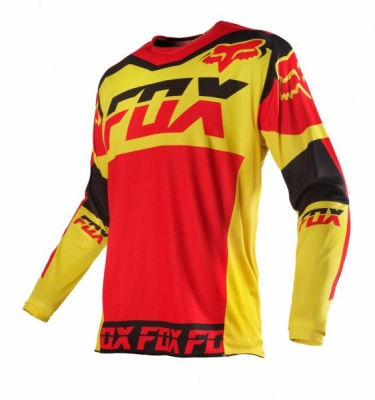 Мотоджерси Fox 180 Mako Jersey Yellow