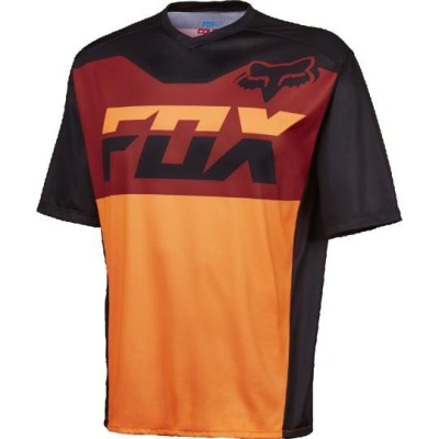 Велоджерси Fox Covert SS Jersey Flow Orange