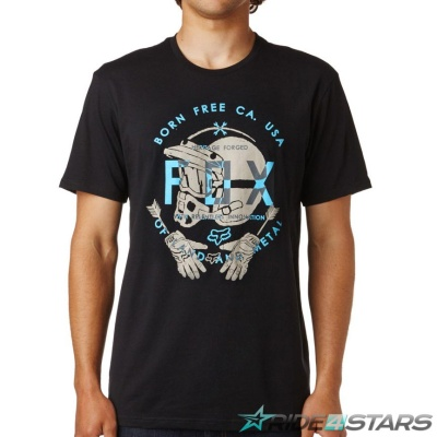 Футболка Fox Claw SS Tee Black