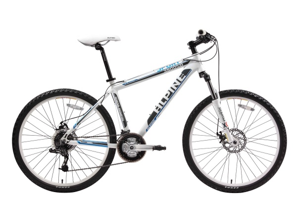 Велосипед Alpine Bike 3500SD Luxury