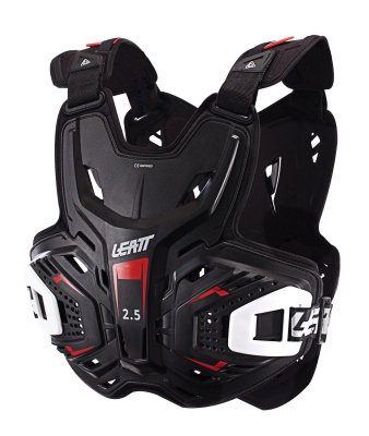 Защита панцирь Leatt Chest Protector 2.5 Black (5017120110)