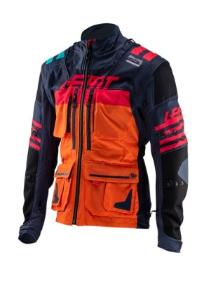 Мотокуртка Leatt GPX 5.5 Enduro Jacket Ink/Orange