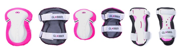 Комплект защиты Globber JUNIOR PROTECTIVE SET