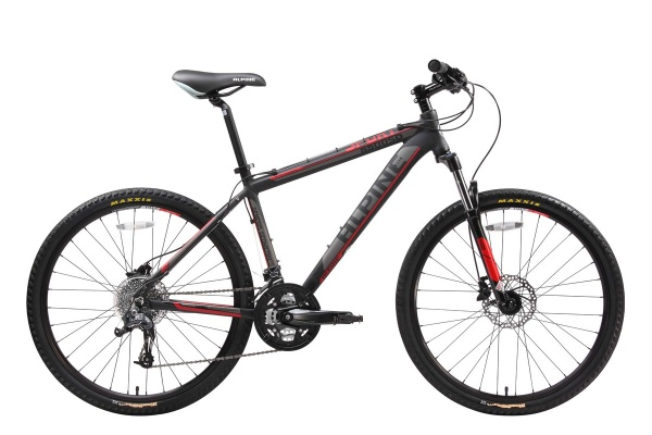 Велосипед Alpine Bike 5500SD Luxury (Велосипед Alpine Bike 5500SD Luxury  17,5 )