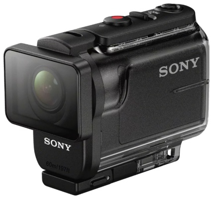 Экшн-камера Sony HDR-AS50R Action Cam с ПДУ Live-View - фото 7