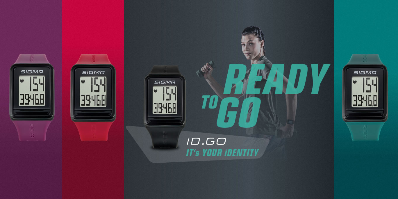 Sigma ID.GO - It's your identy!