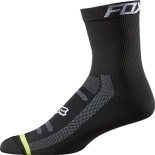 Носки Fox DH 6-inch Socks Black L/XL