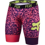 Велотрусы женские Fox Switchback Womens Short Neon Red M