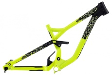 Рама Commencal VIP SUPREME DH (MARZOCCHI) L YELLOW BLACK