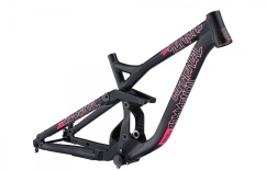 Рама Commencal VIP SUPREME DH PARK (MARZOCCHI) S BLACK PINK