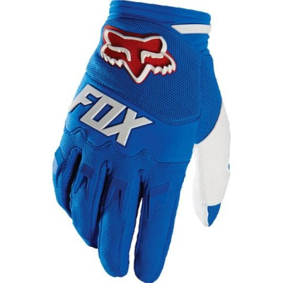 Мотоперчатки Fox Dirtpaw Race Glove Blue (Мотоперчатки Fox Dirtpaw Race Glove Blue L )
